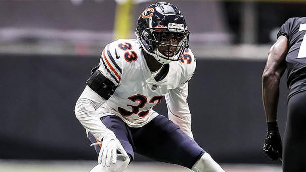Jaylon Johnson, Chicago Bears