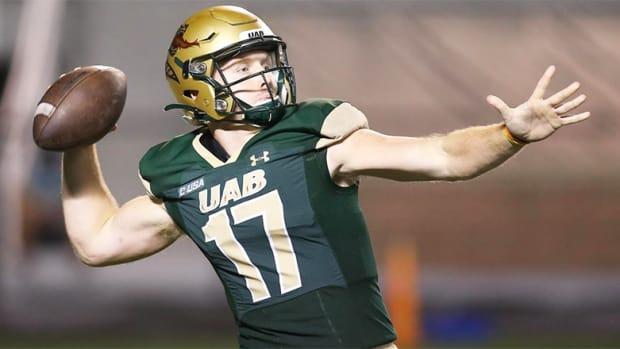 Tyler Johnston III, UAB Sports Football