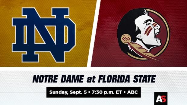 Notre Dame Fighting Irish vs. Florida State Seminoles Prediction and Preview
