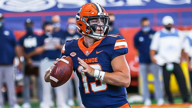 Tommy DeVito, Syracuse Orange Football