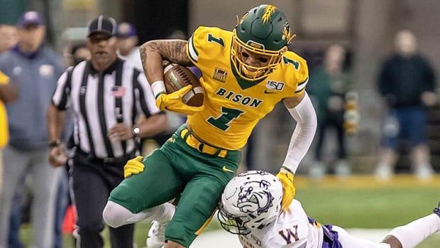 Christian Watson, North Dakota State Bison Football