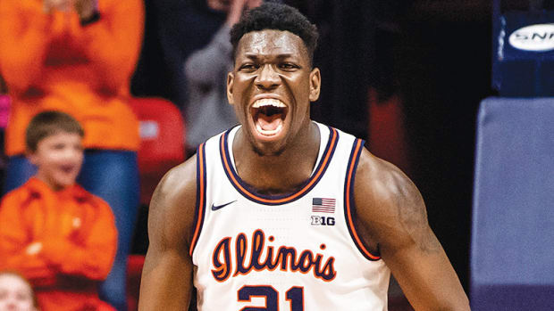 Kofi Cockburn, Illinois Fighting Illini Basketball