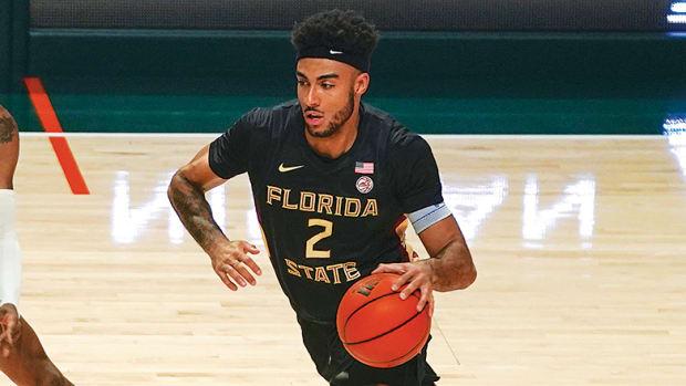 Anthony Polite, Florida State Seminoles Basketball