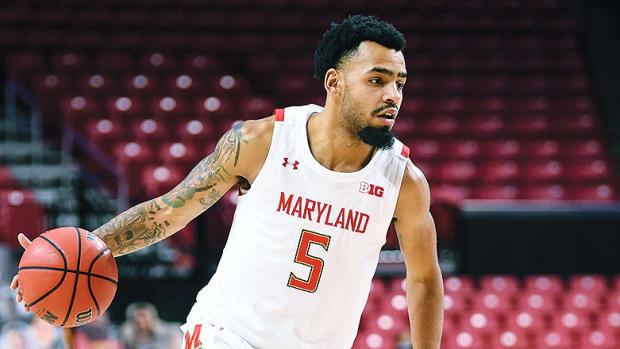 Eric Ayala, Maryland Terrapins Basketball