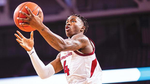 Davonte Davis, Arkansas Razorbacks Basketball