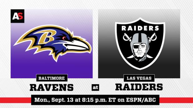 Baltimore Ravens vs. Las Vegas Raiders Prediction and Preview