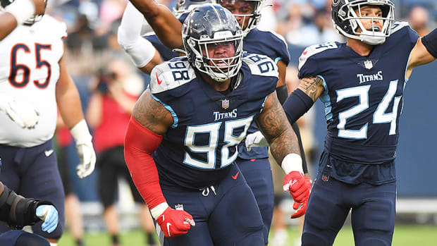 Jeffery Simmons, Tennessee Titans