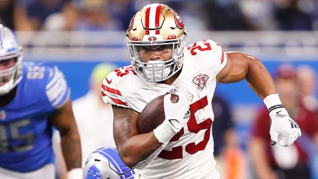 Elijah Mitchell, San Francisco 49ers