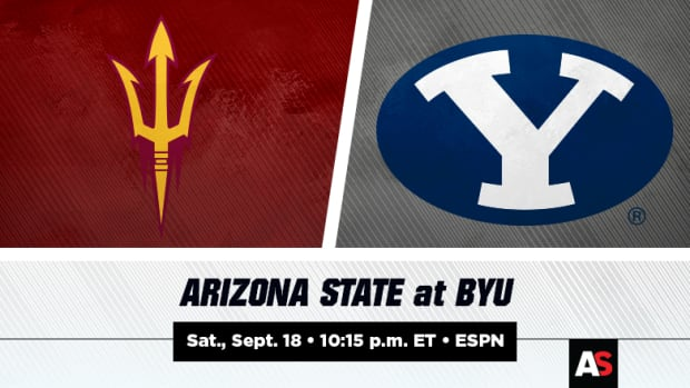 Arizona State Sun Devils vs. BYU Cougars Prediction and Preview