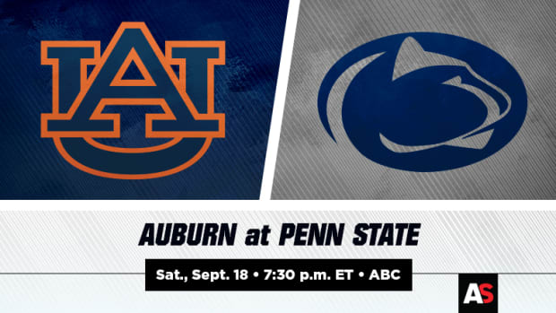Auburn Tigers vs. Penn State Nittany Lions Prediction and Preview