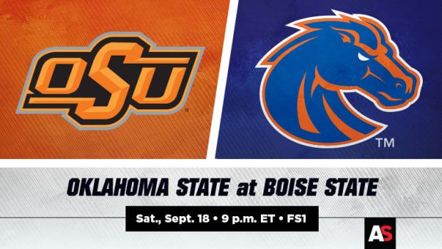 Oklahoma State Cowboys vs. Boise State Broncos Prediction and Preview