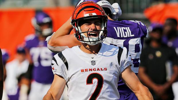 Evan McPherson, Cincinnati Bengals