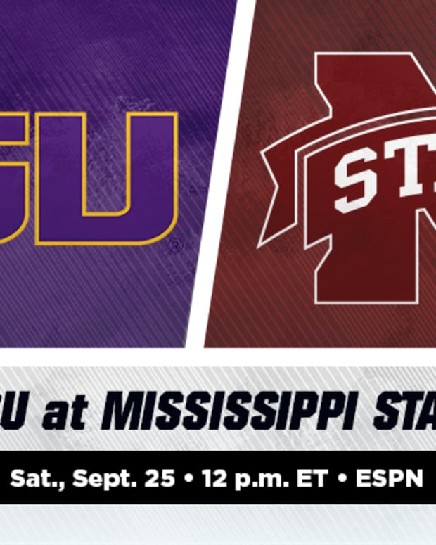 LSU Tigers vs. Mississippi State Bulldogs Prediction and Preview