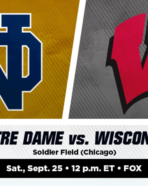 Notre Dame Fighting Irish vs. Wisconsin Badgers Prediction and Preview