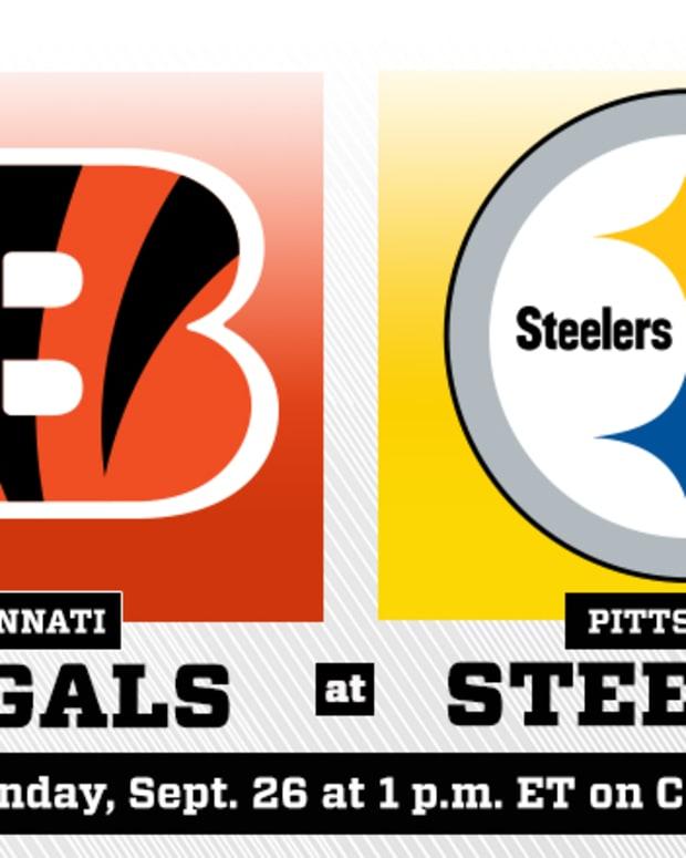 Cincinnati Bengals vs. Pittsburgh Steelers Prediction and Preview