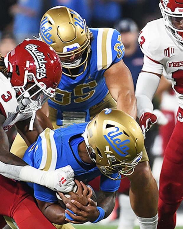 Aaron Mosby, Fresno State Bulldogs Football