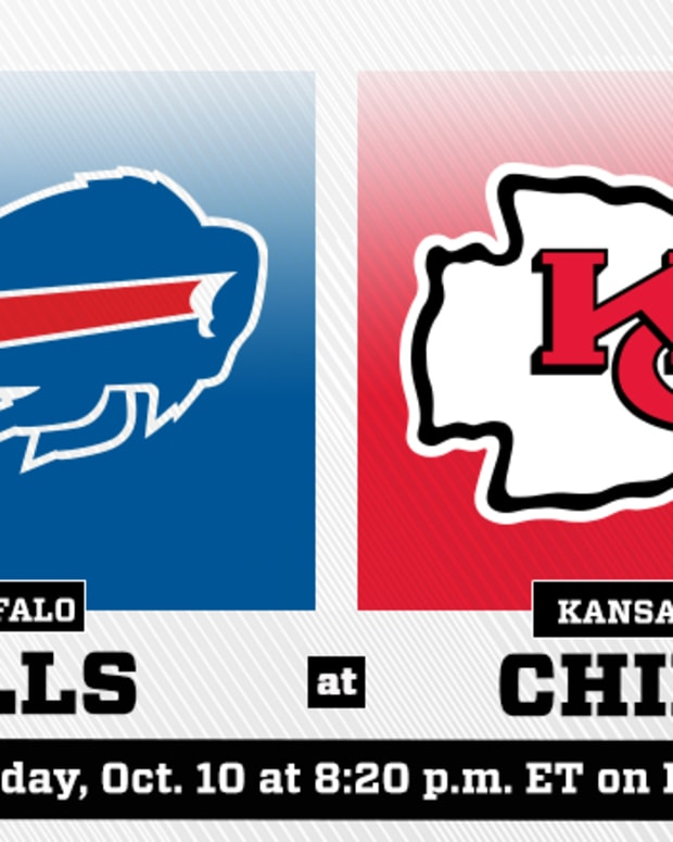 Sunday Night Football: Buffalo Bills vs. Kansas City Chiefs Prediction and Preview