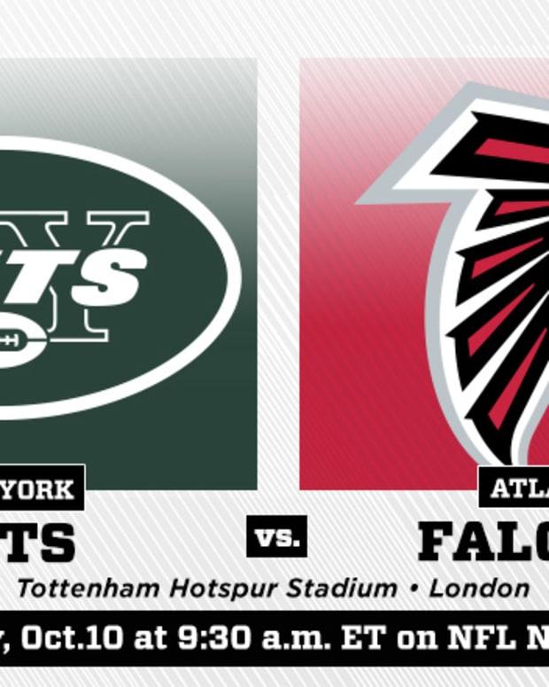 New York Jets vs. Atlanta Falcons Prediction and Preview