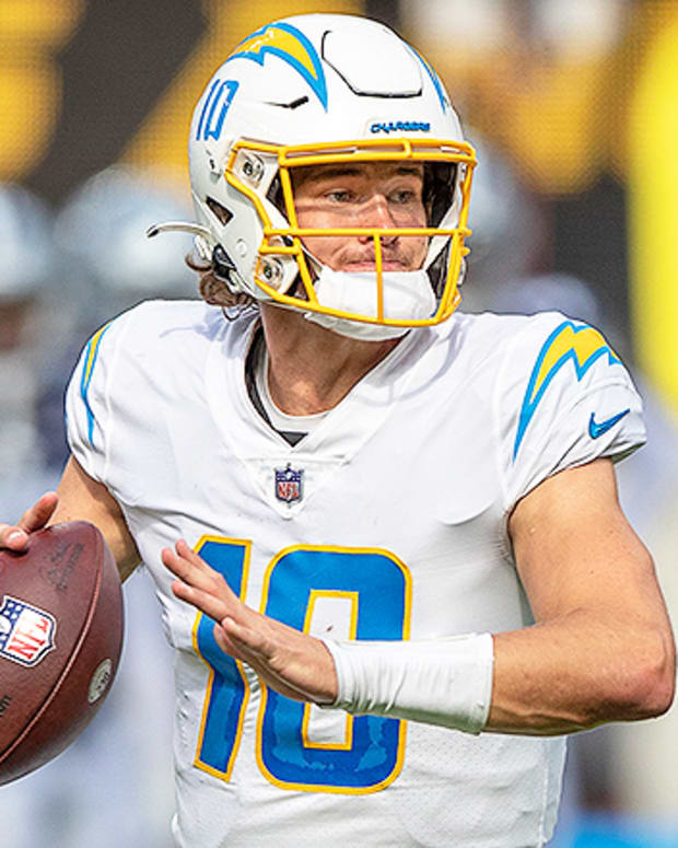 Justin Herbert, Los Angeles Chargers