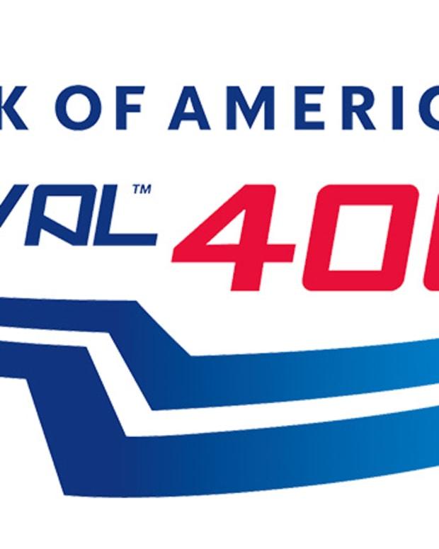 Bank of America ROVAL 400 at Charlotte Motor Speedway logo