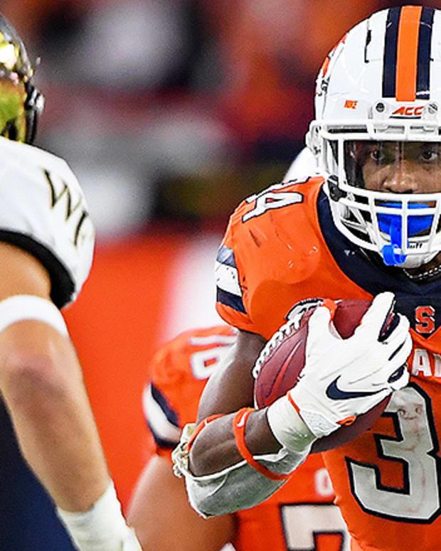Sean Tucker, Syracuse Orange Football