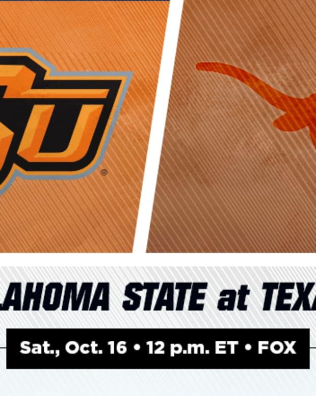 Oklahoma State Cowboys vs. Texas Longhorns Football Prediction and Preview