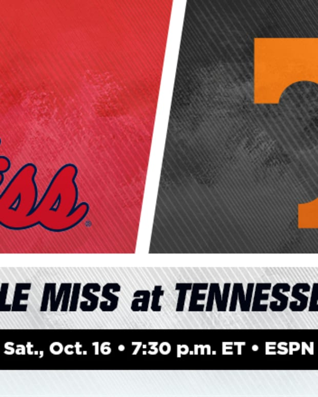 Ole Miss Rebels vs. Tennessee Volunteers Football Prediction and Preview