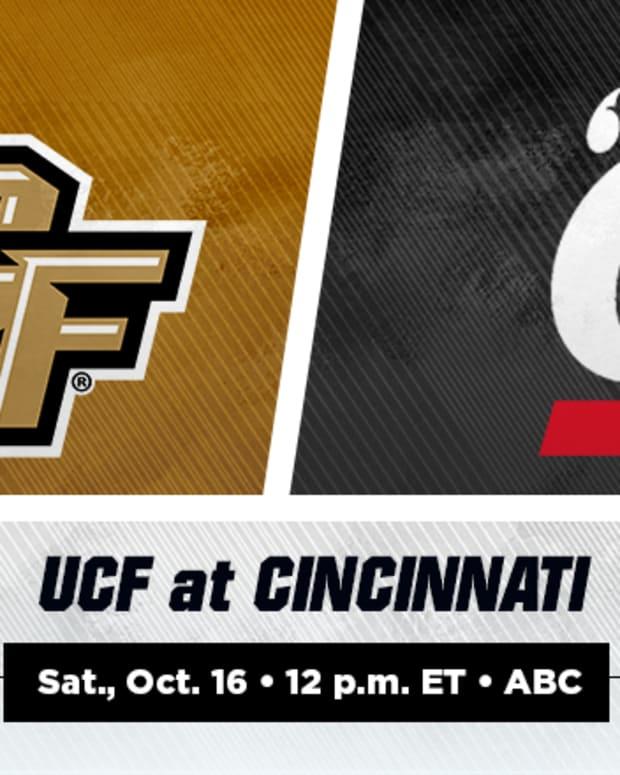 UCF Knights vs. Cincinnati Bearcats Football Prediction and Preview