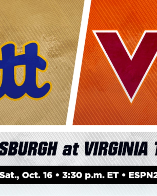 Pittsburgh Panthers vs. Virginia Tech Hokies Football Prediction and Preview