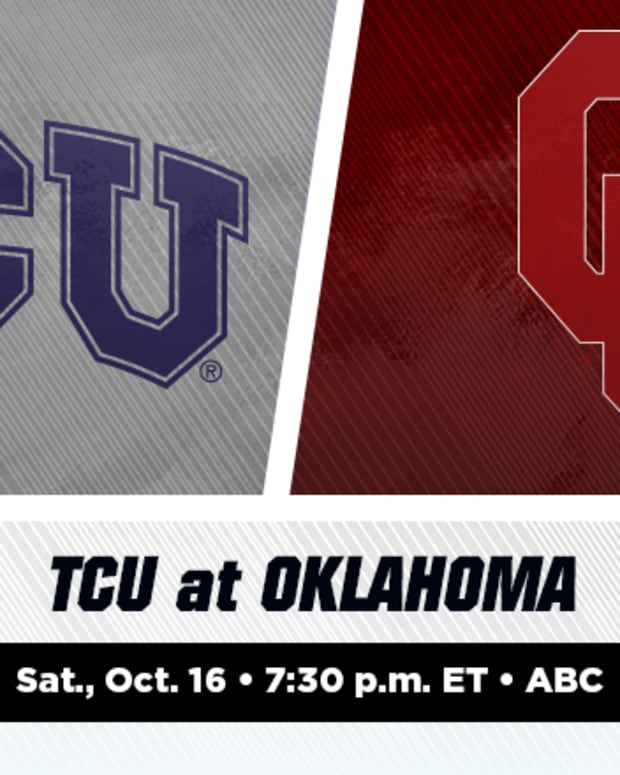 TCU Horned Frogs vs. Oklahoma Sooners Football Prediction and Preview