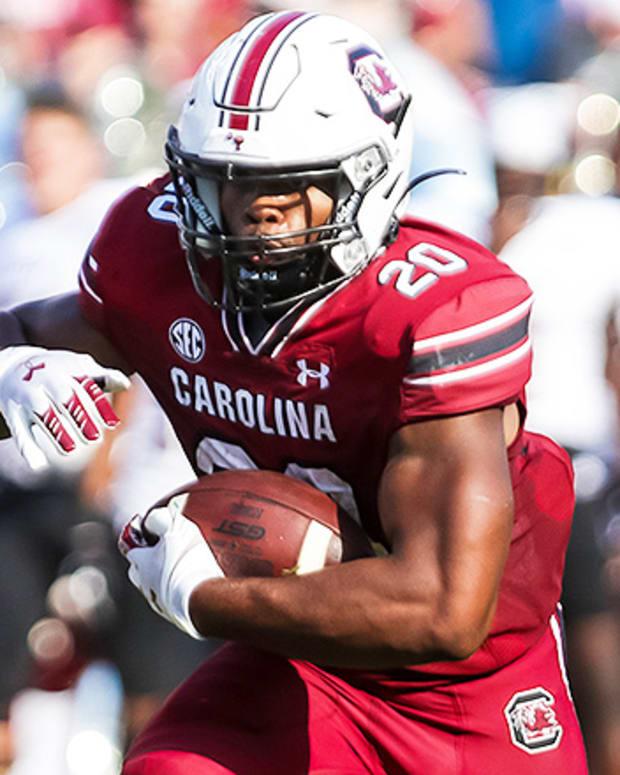 Kevin Harris, South Carolina Gamecocks Football