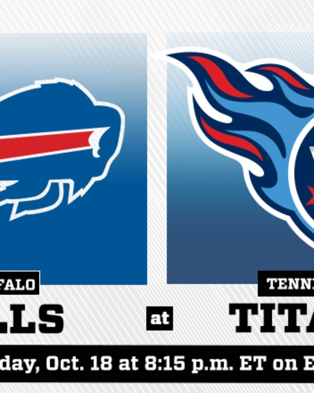 Monday Night Football: Buffalo Bills vs. Tennessee Titans Prediction and Preview