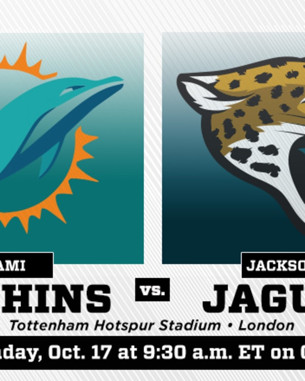 NFL International Series: Miami Dolphins vs. Jacksonville Jaguars Prediction and Preview