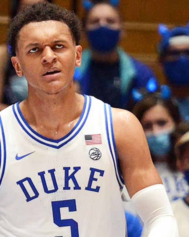 Paolo Banchero, Duke Blue Devils Basketball