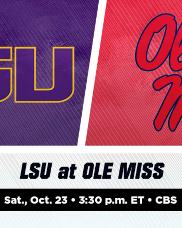 LSU Tigers vs. Ole Miss Rebels Football Prediction and Preview