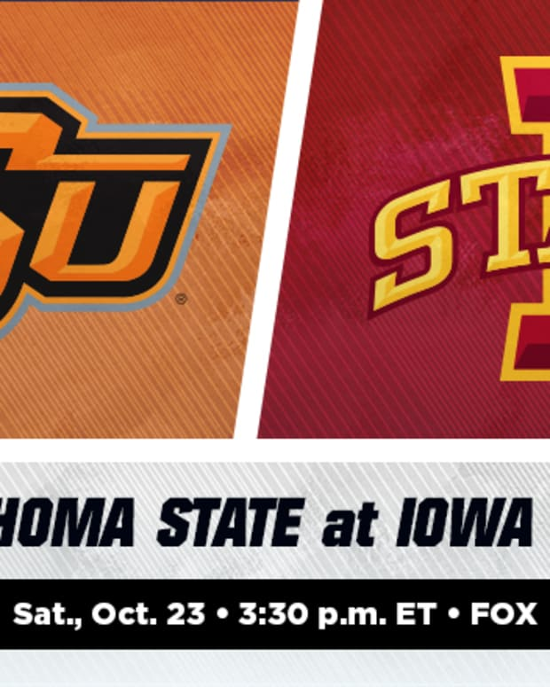 Oklahoma State Cowboys vs. Iowa State Cyclones Football Prediction and Preview
