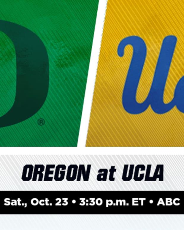 Oregon Ducks vs. UCLA Bruins Football Prediction and Preview