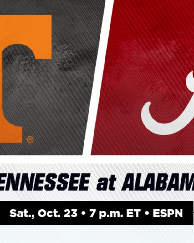 Tennessee Volunteers vs. Alabama Crimson Tide Football Prediction and Preview