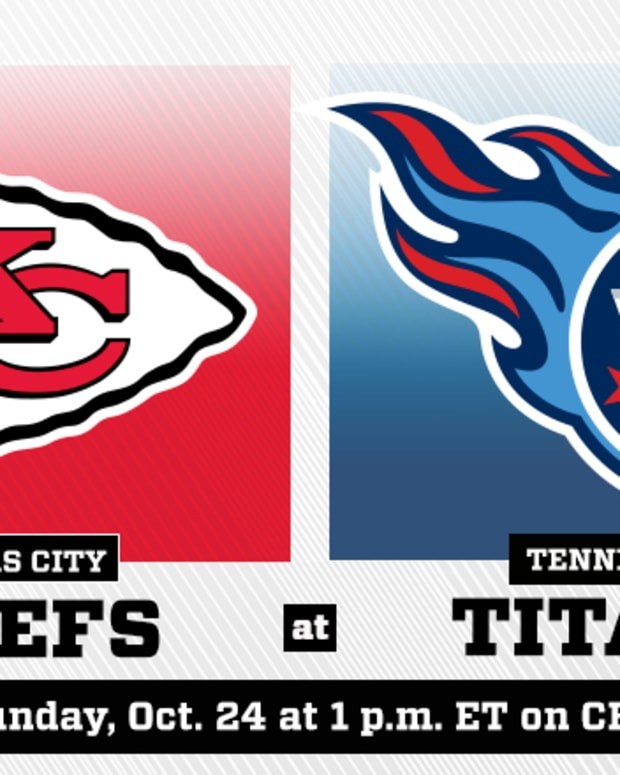 Kansas City Chiefs vs. Tennessee Titans Prediction and Preview