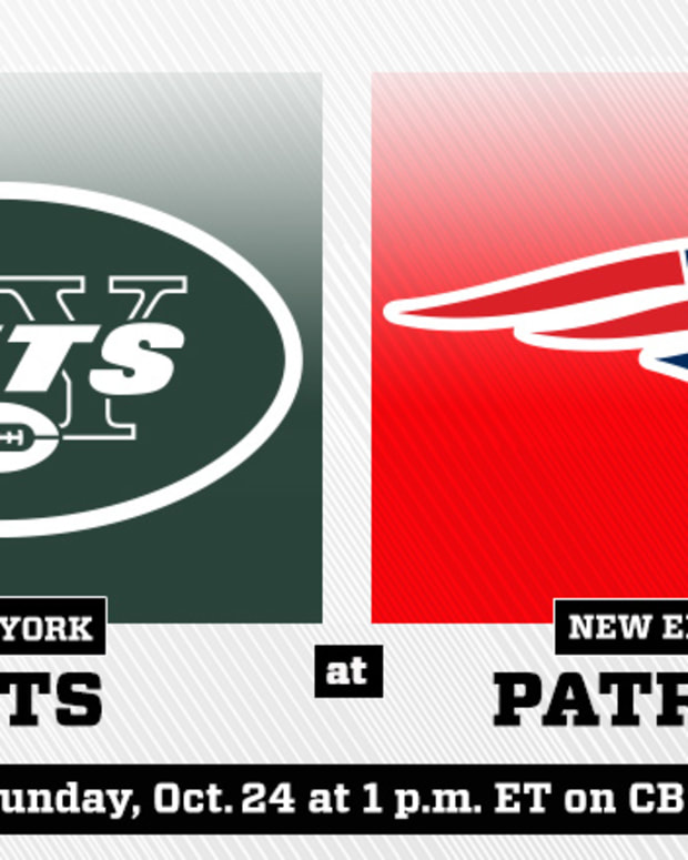 New York Jets vs. New England Patriots Prediction and Preview