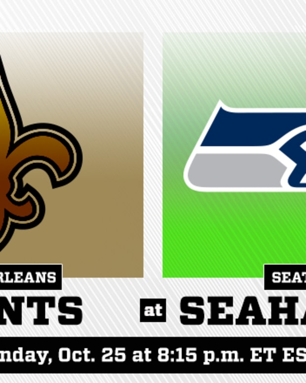 Monday Night Football: New Orleans Saints vs. Seattle Seahawks Prediction and Preview
