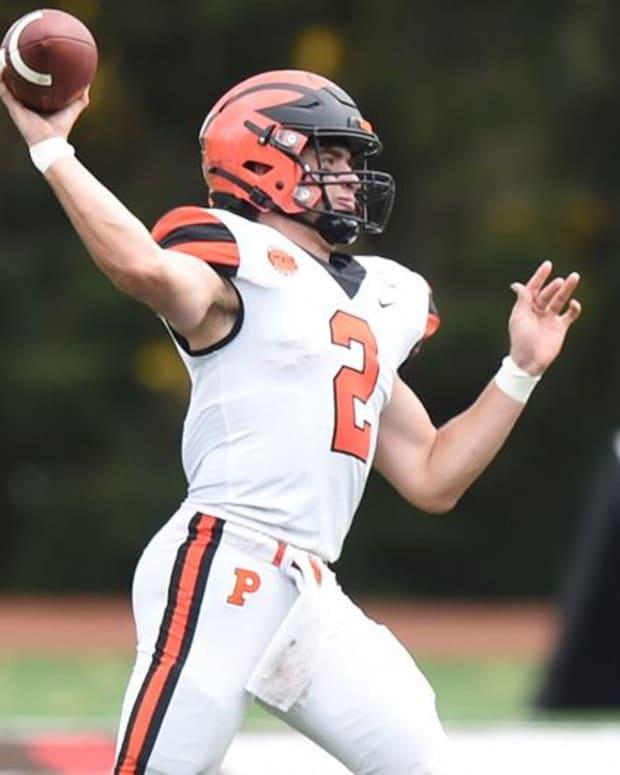 Cole Smith, Princeton Tigers Football