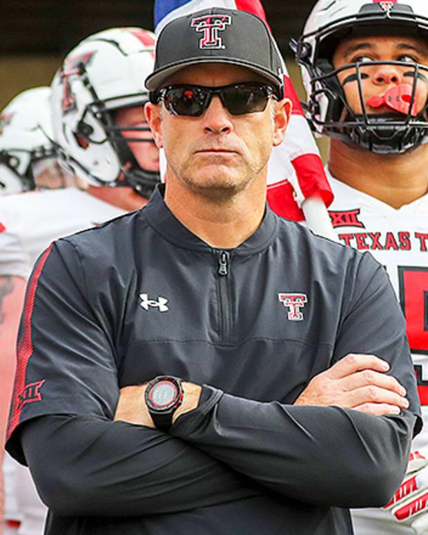 Matt Wells, Texas Tech Red Raiders Football