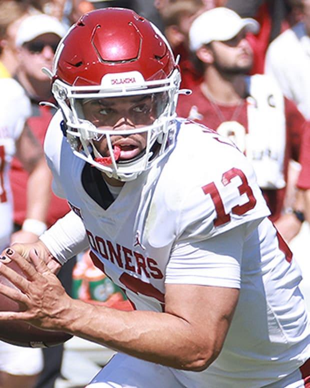 Caleb Williams, Oklahoma Sooners Football