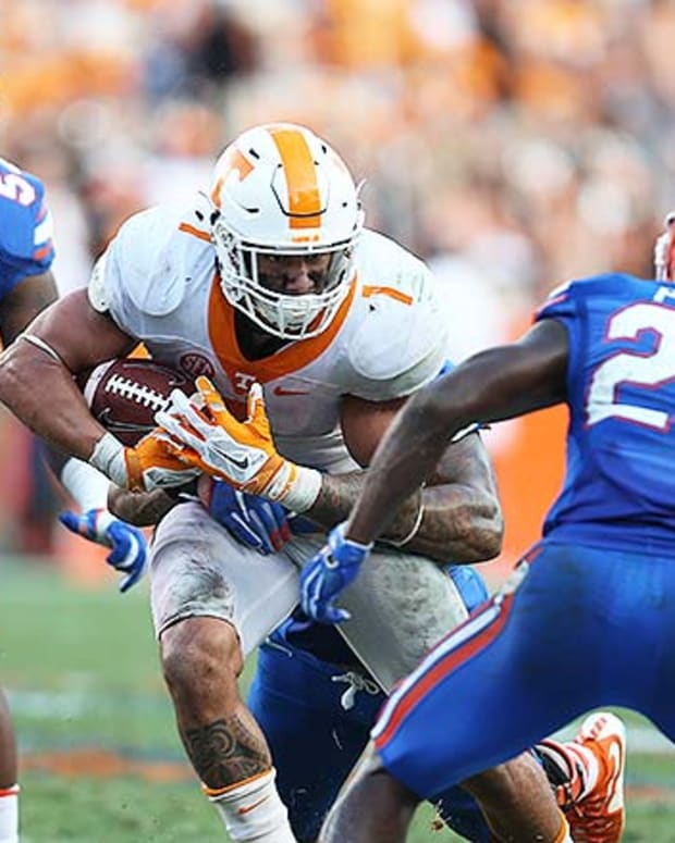5 Most Important Florida vs. Tennessee Football Games in Series History