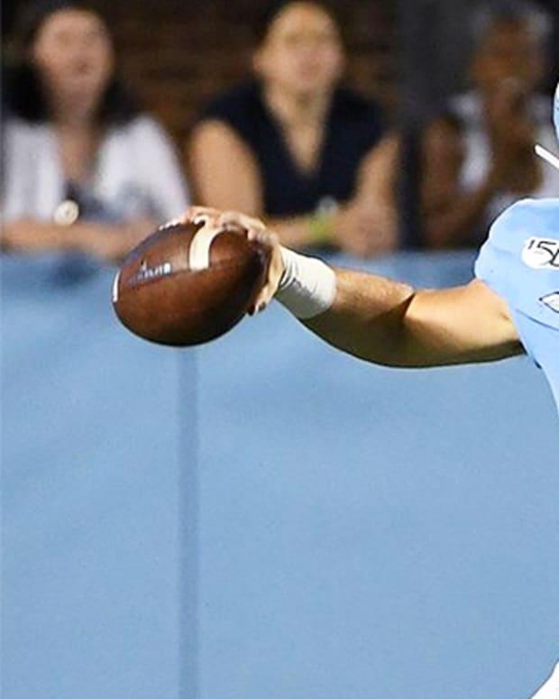Sam Howell, North Carolina Tar Heels Football