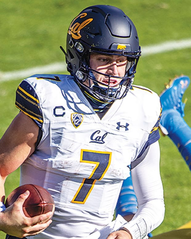Chase Garbers, California Golden Bears Football