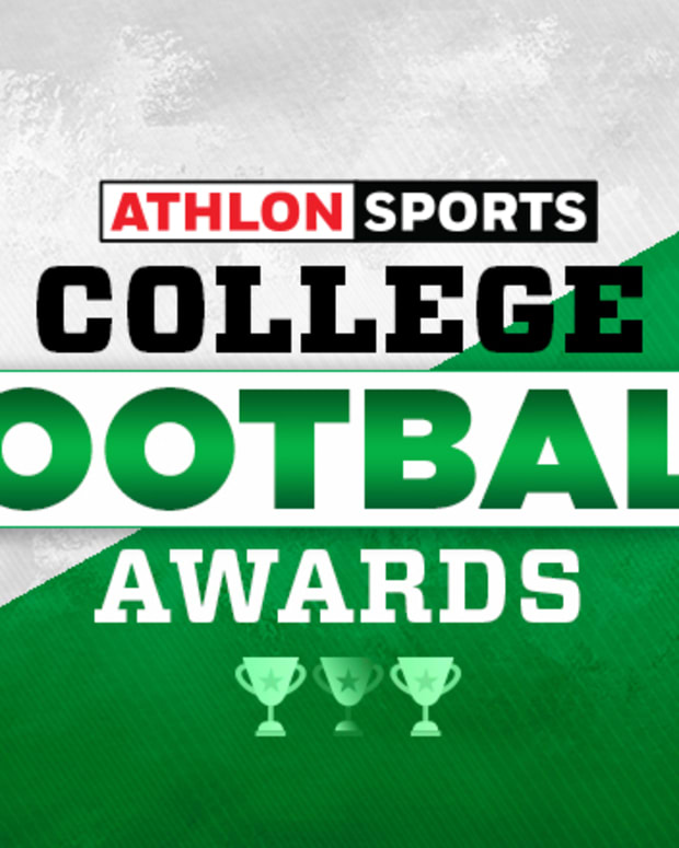 Athlon: College Football Week 12 Awards