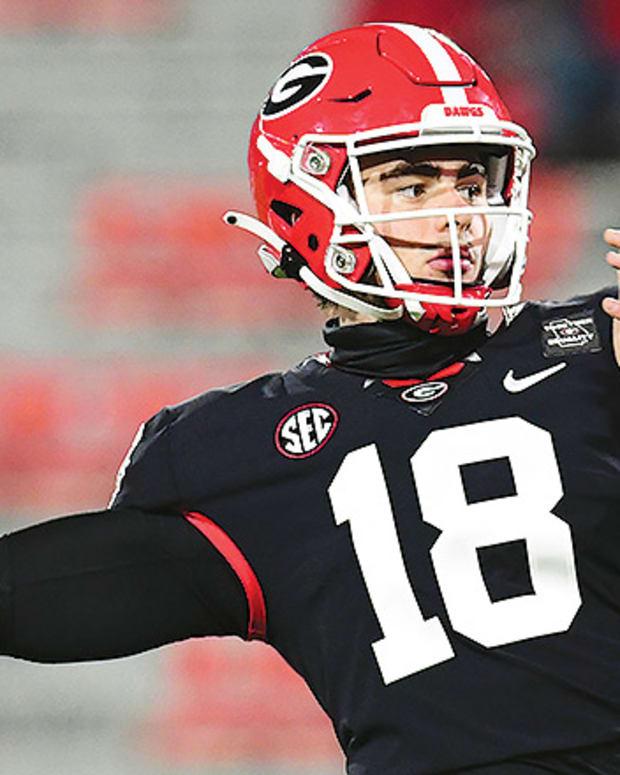 JT Daniels, Georgia Bulldogs Football