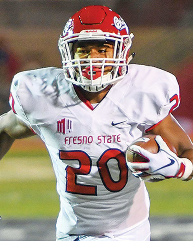 Ronnie Rivers, Fresno State Bulldogs Football